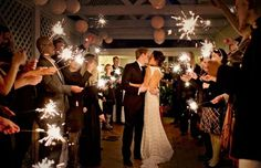 We are now offering Sparkler Buckets and FREE Wedding Sparkler Tags!sparklers for wedding;sparklers at wedding; Wedding Send Off, Wedding Exits, Trendy Wedding, Wedding Bells, Perfect Wedding, Our Wedding, Dream Wedding, Private Wedding, Wish Lanterns