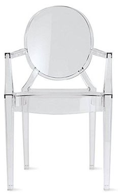 2xhome - Modern Contemporary Louis XIV Dining Chair Armchair Ghost Style Ghost Chair with Arms Ghost Arm Chair in Clear Transparent Crystal Stackable Stacking Made From Polycarbonate 2xhome http://smile.amazon.com/dp/B00T3GLURE/ref=cm_sw_r_pi_dp_Ja8zvb1Z2BBKV