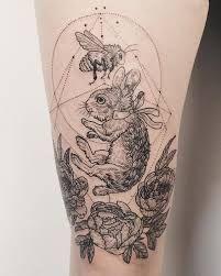 Image result for 100 best alice in wonderland tattoos