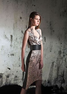 Basil Soda - Prêt-à-porter - Pre-fall 2014 - http://pt.flip-zone.com/fashion/ready-to-wear/fashion-houses-42/basil-soda-4436