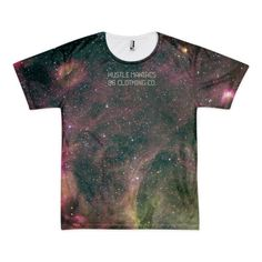 Deep space t-shirt