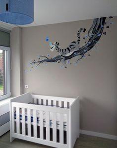 Muurstickers Babykamer Tijgertje.8 Beste Afbeeldingen Van Muurschilderingen Winnie The Pooh En