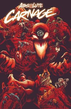 ABSOLUTE CARNAGE #1 OF 4 TYLER KIRKHAM EXCLUSIVE B/&W 08//28//2019