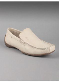 84aeae48f8da8c Lacoste Men s Argon LX3 Leather Shoes in Off White  PintheCroc Lacoste Shoes