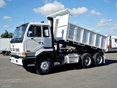 Dump Trucks, Cool Trucks, Nissan Diesel, Nissan Trucks, Cars And Motorcycles, Australia, Vehicles, Japanese, Models
