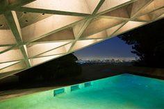 lautner03dailyicon  Icon: Sheats Goldstein Residence by John Lautner