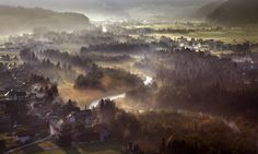 Stunning Aerial Photography