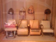 my retro salon furniture
