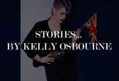 Stories by Kelly Osbourne has arrived! Shop the must-have Chapter One collection with shipping available to the UK, Europe, Mexico, Australia & more.