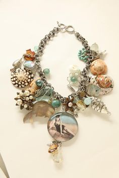 One of my creations that adorned the cover of Bead Design studio mag!