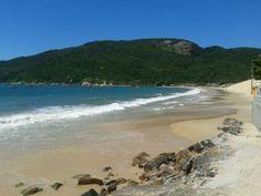 Costão da Praia do Santinho in Florianópolis, SC