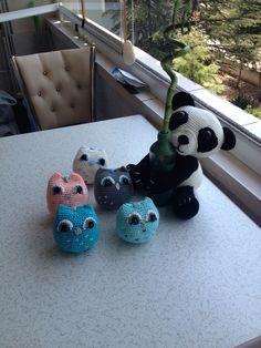 Amgurumi Beotoys Handmade owl