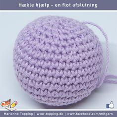 Lær at hækle - en flot afslutning - fint skal det være Diy And Crafts, Crochet Hats, Beanie, Blog, Knitting Hats, Beanies