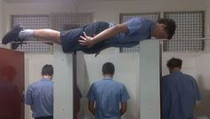 """Here's some more planking photos I had to share, lol. """"I wanna try out that planking thing. yeah, let me do it on your head. Yes, Your head! Not that head, the one o. Top 10 Memes, Viral Marketing, Smosh, Man Room, Peek A Boos, Video Photography, Planking, Funny Photos, The Funny"""