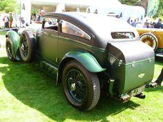 https://flic.kr/p/DzfLBQ | Bentley Speed Six Coupé 'Blue Train Special' (Gurney-Nutting) 1930 | Classic Days Schloss Dyck 2015