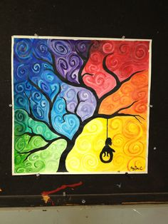 Creative Color Wheel Designs Ideas