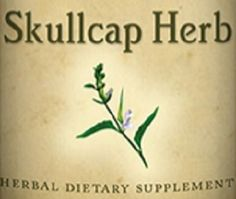 SKULLCAP HERB Tincture Strong Tonic for Nerves Anxiety Inflammation Sleep Aid Nervine Health Dietary Supplement Traditional Healthy Herb USA