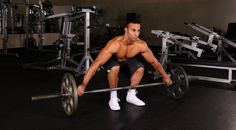 1. Try Olympic Lifting