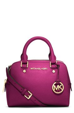 MICHAEL Michael Kors 'Jet Set - Small' Satchel available at #Nordstrom. $228