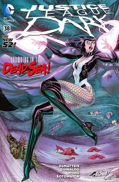 Weird Science: Justice League Dark #38 Review and *SPOILERS*