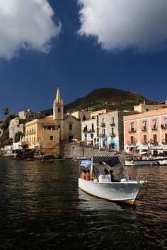 Lipari, Aeolian Islands, Sicily