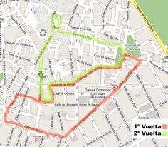 VeB Recorrido Bicifestación Día Sin Coches 2007o922, València
