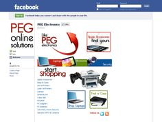 Facebook fan page design free