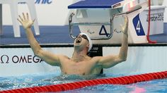 Benoit Huot win's Gold at the 2012 Paralympic Games in the 200 individual medley - and broke his own World Record. It was Canada's first medal at the Games. Latest Sports News, World Records, Olympians, Scores, Congratulations, Athlete, Canada, Colours, Games