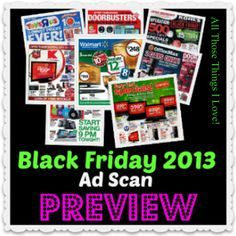 GameStop Black Friday Ad Preview 2013