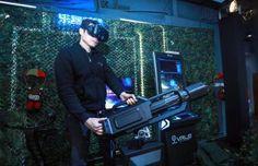 On the Hunt for VRs Killer App with Vives China President Alvin Wang Graylin