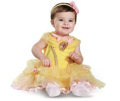 Disguise Beauty and the Beast - Belle Infant Costume Infant (12-18 Months)  sc 1 st  Pinterest & 28 best Cute Infant Costumes images on Pinterest | Baby costumes ...