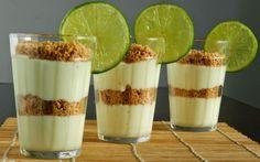 Que tal transformar o mousse de limão em uma sobremesa cheia de charme?