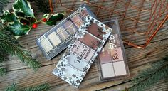 Beautysaur: Blogmas Day 9: Festive Palettes on a Budget