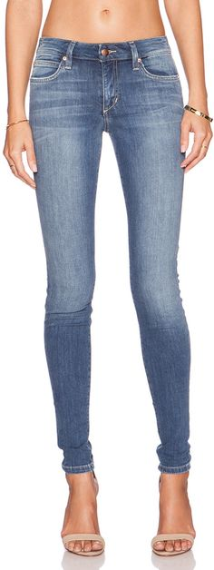 bfe2a82b86f903 Joe s Jeans Mid Rise Skinny in Catalina from Revolve.com