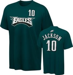 Jersey T's! DeSean Jackson #Eagles Youth Player T-shirt. $19.99