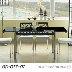 Ha unod már a barna étkezőasztalod, és szívesen váltanál valami szebbre, modernebbre, a Signal ezen asztalát neked találták ki! Ráadásul praktikus, mivel kihúzható. Emeli az ebédidő hangulatát, vagy az este színvonalát.