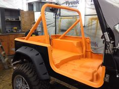 Line - X Spray on Truck Bed Liners - The Hull Truth - Boating and Fishing Forum Cj Jeep, Jeep Cj7, Jeep Wrangler Yj, Wrangler Sahara, Rhino Lined Jeep, Bed Liner Paint, Jeep Names, Orange Jeep, 4x4