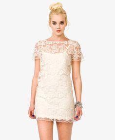 white lace dress lauren conrad