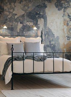 Hervorragend Wandbild Battered Wall Von Rebel Walls Renovierung, Tapeten, Schlafzimmer  Tapete, Schlafzimmer Ideen,