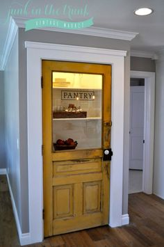pantry yellow with logo
