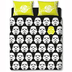 Star Wars Classic Storm Double/US Full Duvet Cover and Pi...