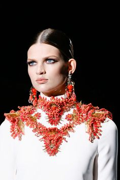 Bette Franke for Gucci Spring 2013 Ready-To-Wear