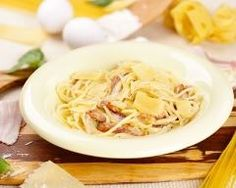 One pot pasta crémeuses façon carbonara