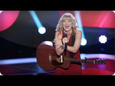 """Suzanna Choffel's Blind Audition: """"Landslide"""" - The Voice"""