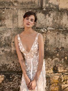 Wedding dress | wedding insipirasi | bridal dresses | haute couture | bride | handmade couture | bridal couture Girly, Feminine, Bride, Wedding Dresses, Fall, Collection, Instagram, Fashion, Women's
