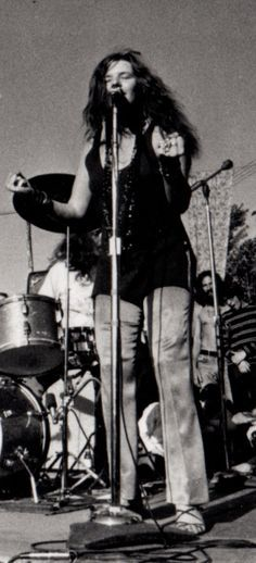 Janis never forgot her original R&B roots. In fact in 1970 she and Juanita Green paid for and had placed a headstone on the gravesite of Bessie Smith whom she had considered her biggest influence.