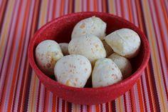 Pitadinha: Pão de queijo coalho