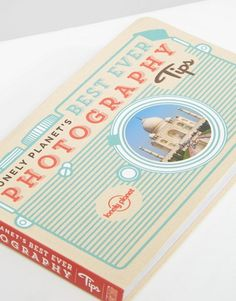 Gift to the photographer, travelers, friends, boy/girlfriend, a Lonely Planet Best Ever Photography Tips