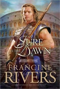 As Sure as the Dawn by Francine Rivers. This is the final book in the Mark of the Lion Trilogy & continues only the story of Atretes from the first book. I loved reading it & seeing Atretes character development & as a book on it's own is excellent, though as I can't help but compare it to the first two, it is probably my least favourite off the Trilogy, but still a great book. - MJ
