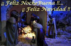 Os quiero desear que paséis una muy feliz Nochebuena e igualmente una muy feliz Navidad en unión de vuestros seres queridos en el recu...
